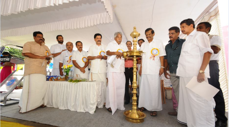 Inauguration of sale of 'HILLY AQUA'